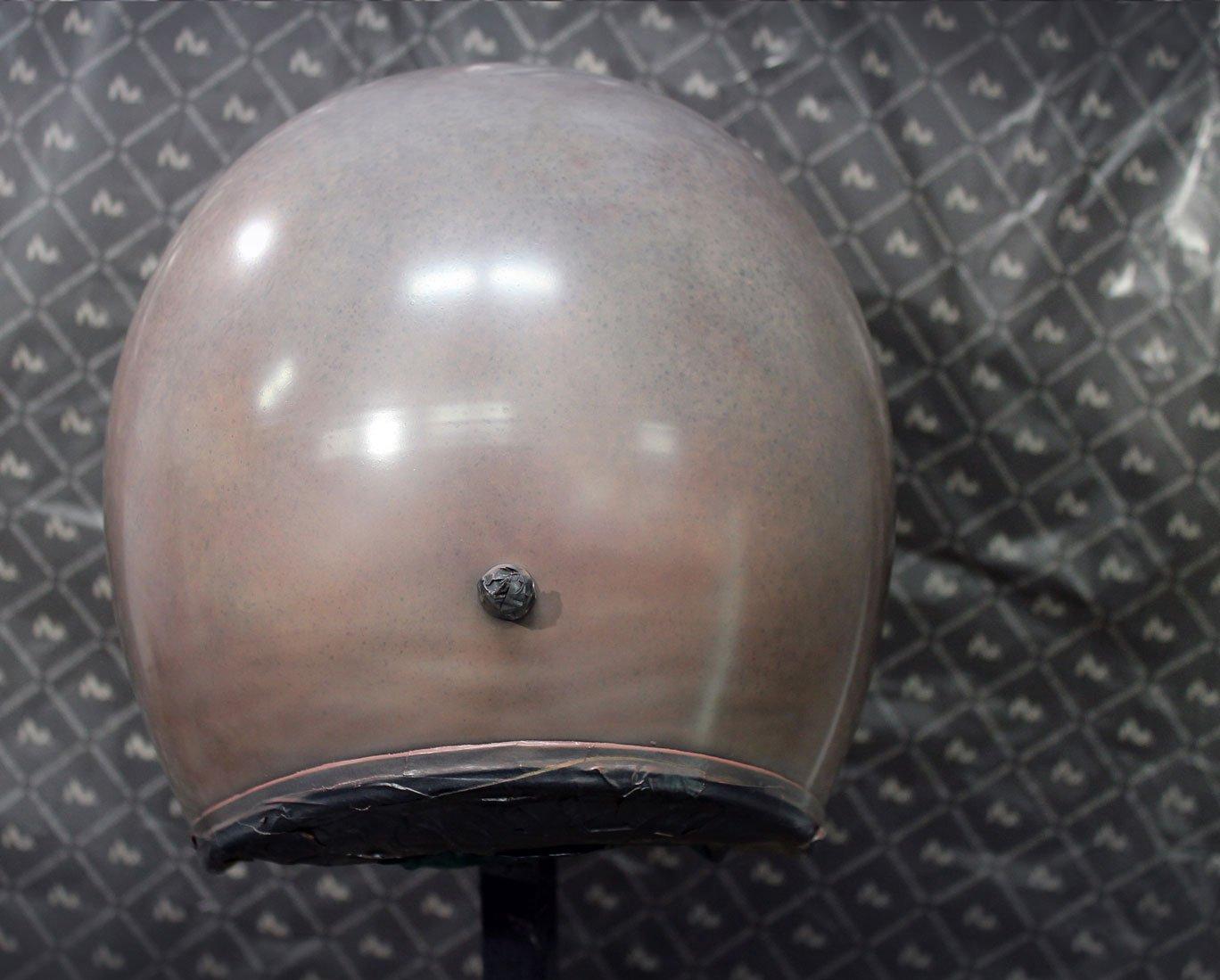 шлем вид сзади