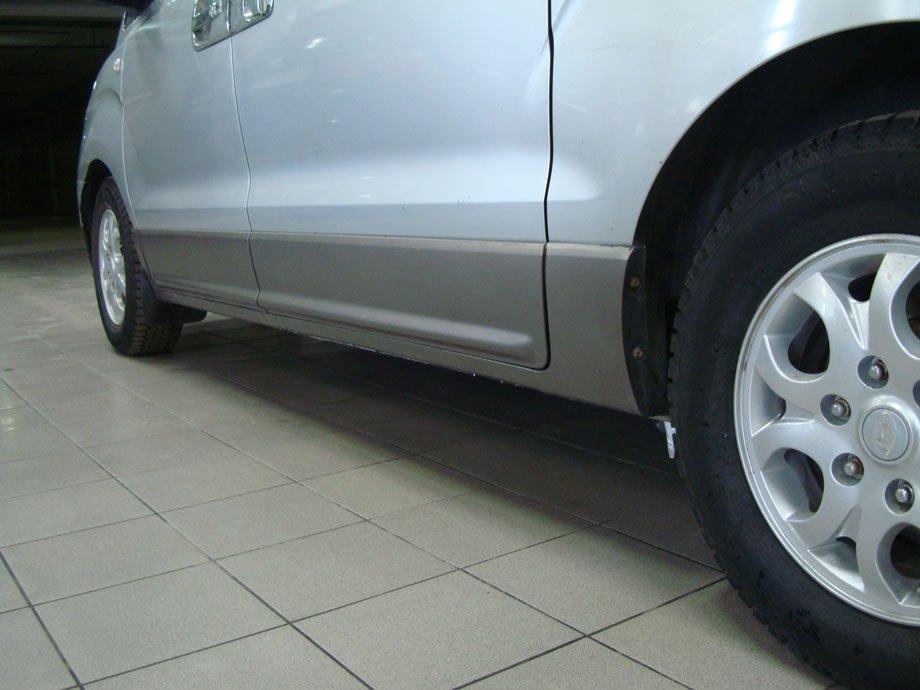 ремонт порогов автомобиля хендай