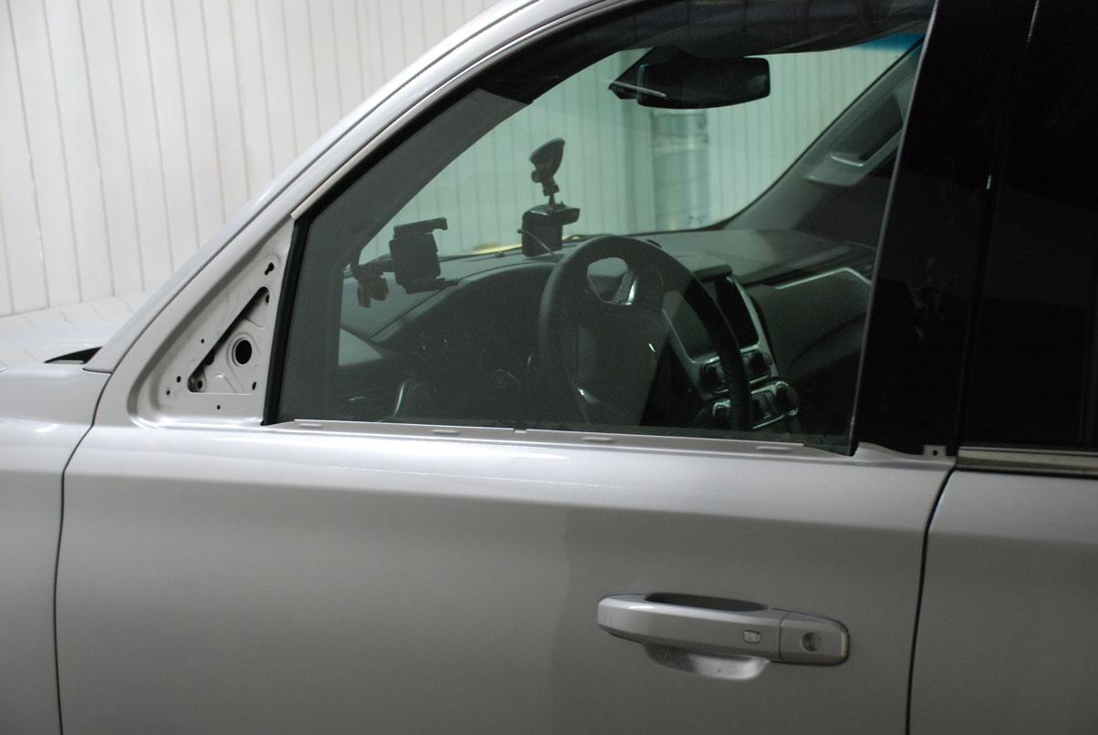 передняя дверь без зеркала