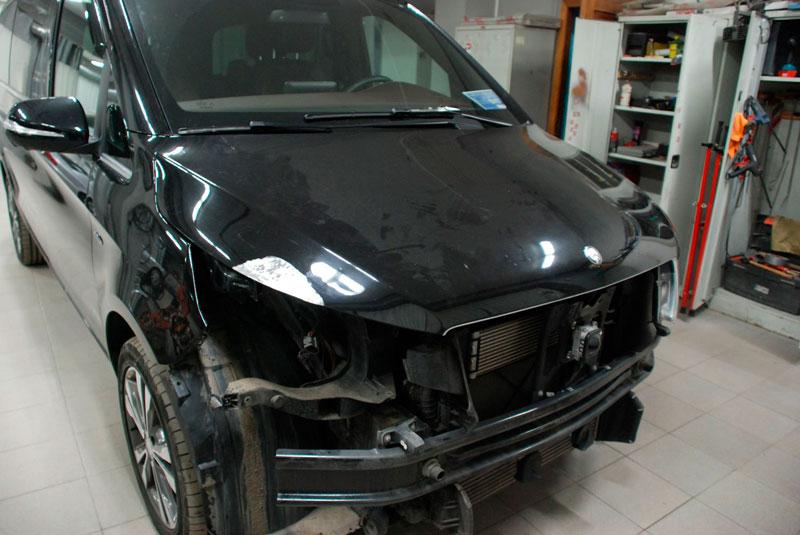 кузовной ремонт авто
