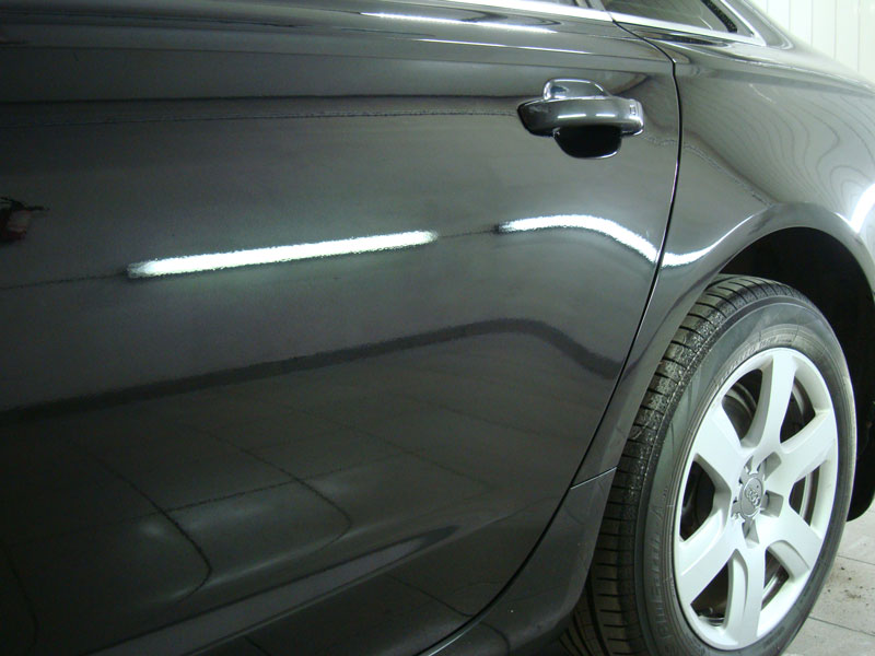Покраска крыла автомобиля фото 2