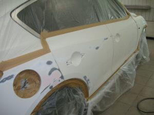 кузовной ремонт infiniti qx70