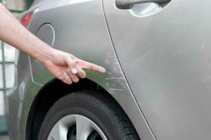 ремонт царапин на кузове автомобиля