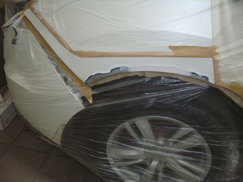 локальная покраска Acura (Акура)