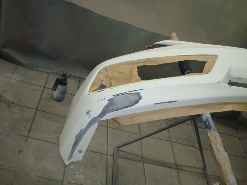 ремонт бампера Acura (Акура)