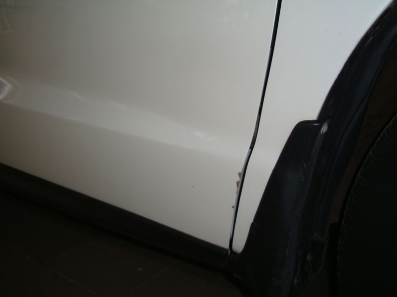 ржавчина крыла автомобиля Acura (Акура)