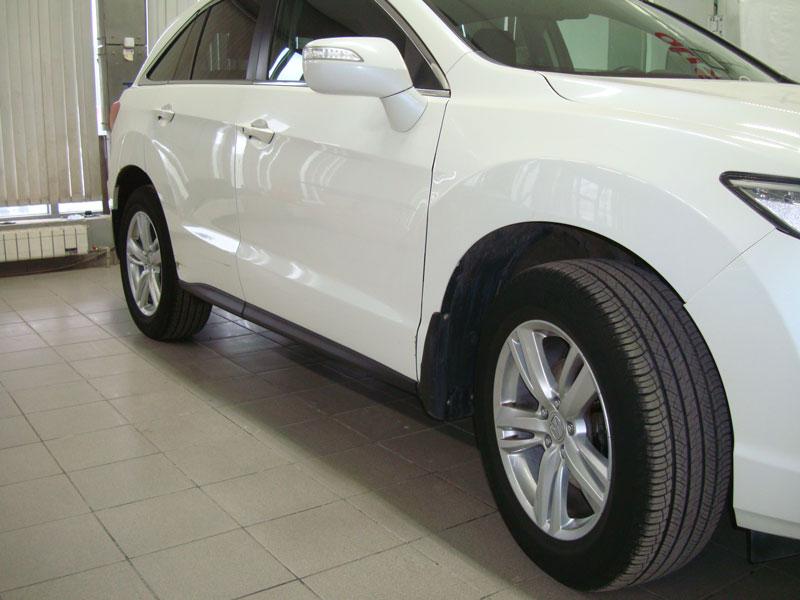 повреждения кузова Acura (Акура)