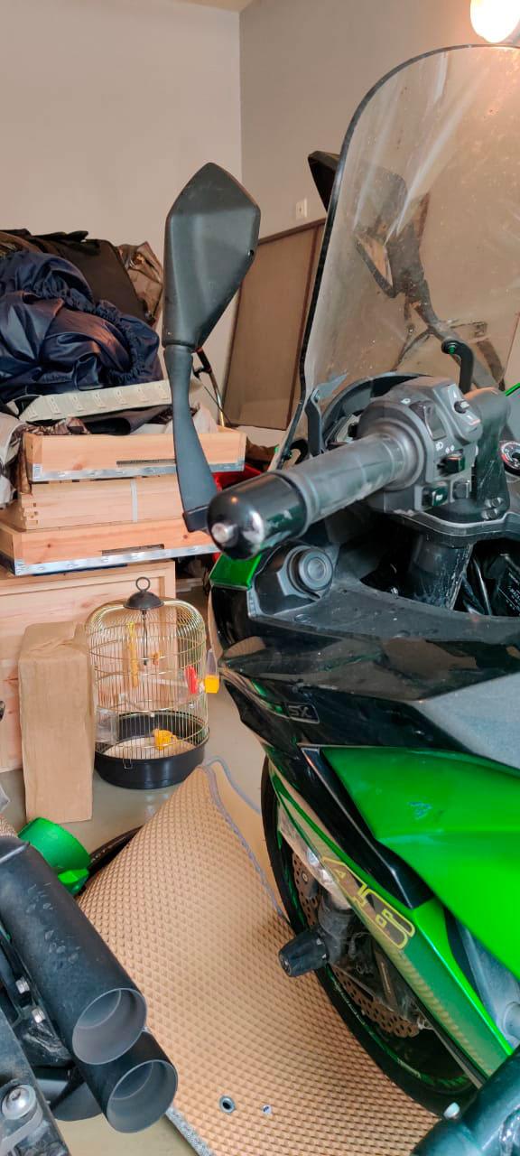 ремонт и покраска мотобака