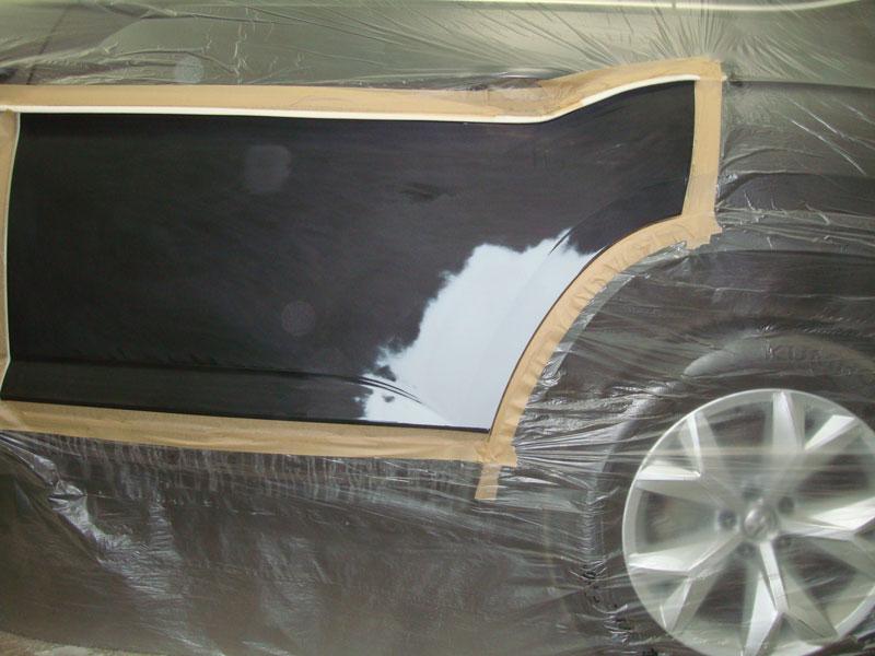 дверь авто перед покраской