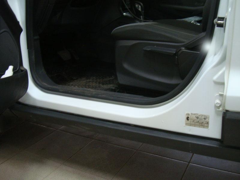 форд эко спорт после ремонта