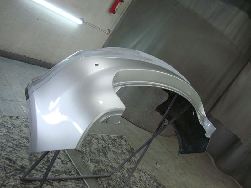 Ремонт кузова автомобиля Инфинити ФХ 37 (Infiniti FX37)