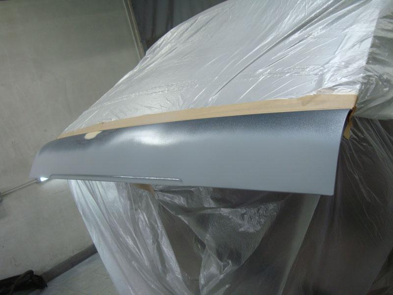 подготовка деталей авто к покраске