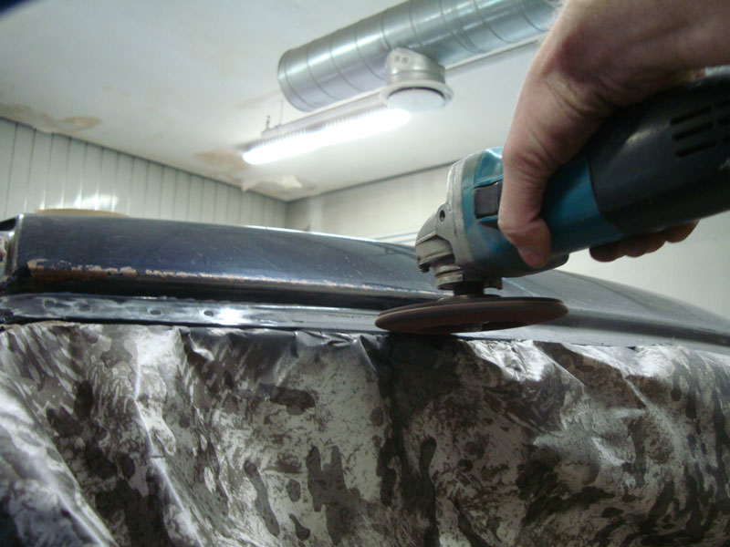 ремонт крыши рендж ровер