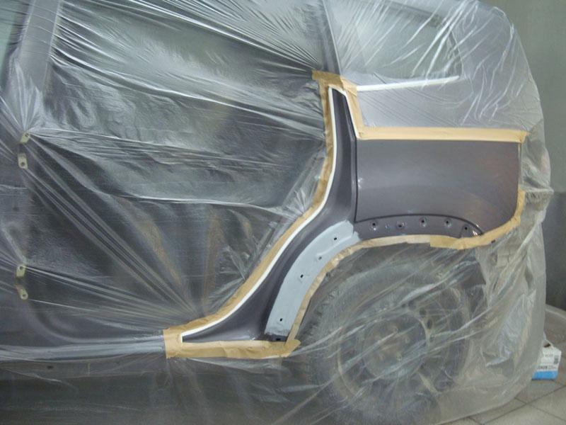 Кузовной ремонт Шевроле Орландо (Chevrolet Orlando)