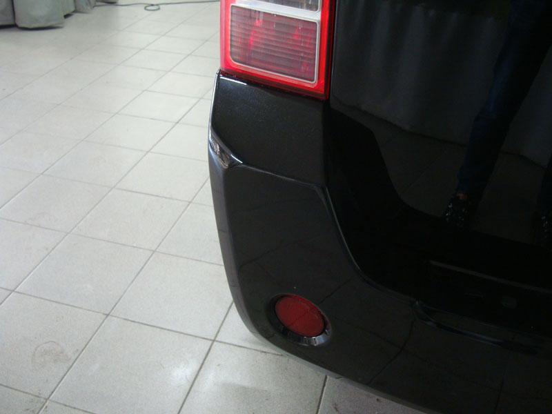 Кузовной ремонт автомобиля Ниссан Патфайндер (Nissan Pathfinder)