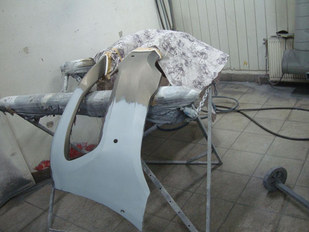 Кузовной ремонт БМВ (BMW) 530