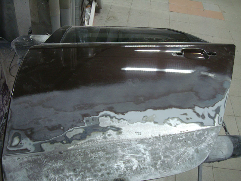Ремонт задней двери Ауди (Audi) А4